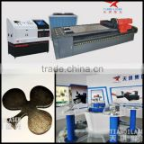 High Precision Titanium Steel Laser Cutter for Pipe and Sheet