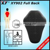 CE approved insert motorcycle jacket back protector