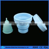 DOW CORNING 100% medical silicone Hygienic vaginal cup