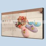 Flexible Scalable LCD Video Wall Display 55 Inch with LED backlight