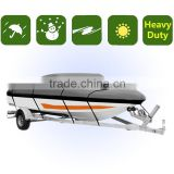 Heavy Duty Boat Cover Trailerable Fishing Runabout