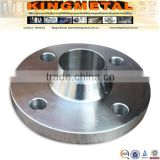 "din2635 ND40 12"" stainless welded neck Reducing flange"