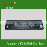 Original Laser Printer Key Board Spare Parts for Panasonic KX-MB 2000 2003 2008 Control Panel