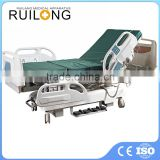 Multifunction Delivery Luxury Electric Bed With ABS Rail