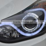 For Hyundai Elantra 2011 Light bar headlight modified/tuning/refit