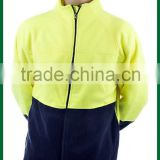high quality blue reflective safety vest