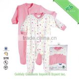 2014 Hot Sale New Arrival 100% Organic China Supplier Cotton Baby Clothes Factory