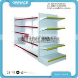 Store Retail Shelving Grocery Shelves for Supermarket Display to Hanging Goods with Hooks