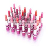 New Arrival 24Pcs 12 Colors Waterproof Long Lasting Rouge Lipsticks Lip Balms Makeup Tool