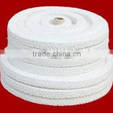 Ceramic Fiber Square Rope(stainsteel reinforced)