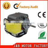 Wholesaler JB6110 shaded pole motor/JB6110 shaded pole fan motor electric motor with reduction gear