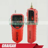 Anti-jamming network cable tester NF-168 Wire Cable fault locator rj45 Network device detector