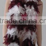 20's beautiful feather boa