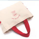 China Manufacturer of Canvas Shopping Tote Bags