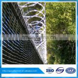 6ft chain link fence & Tennis Court Fence Netting & Long Term Durability Highway chain link fence