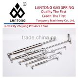 Gas Lift Adjustable Stainless Steel Gas Spring For Machinery