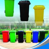 50 liter PP material cheap indoor 13 gallon trash can with lid