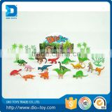 2016 life size dinosaur statues plastic dinosaur toys on hot sale mechanical dinosaur