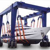 Mobile Yacht Boat Hoist Lift Gantry Crane