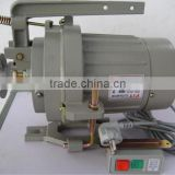 Clutch motor for industrial sewing machine