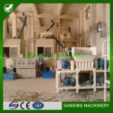 E waste recycling plant for motherboards