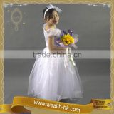Glamorous Bride Wedding Costume Dress