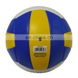 Sport toys color cheap price No.5 volleyball ball for playing outside