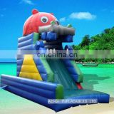 AOQI good quality most popular inflatable water slide made China professional manufacturer