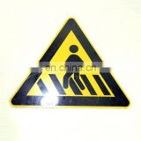 Customized Solar Road Traffic Safety Signs Shapes