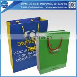 hot selling customized art paper bag