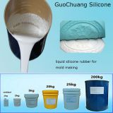 Tin cure liquid molding silicone rubber for plaster casting cornice mold