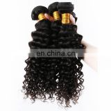 Hair extensions human afro curl human hair weave