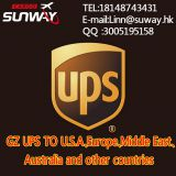 International Express by UPS DHL FedEx to Europe/USA/Worldwide
