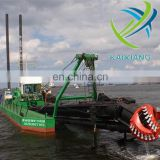 Good quality suction dredge machine for sale