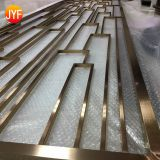 Jyf0016 Brass Stainless Steel Partition Screen And Room Divider
