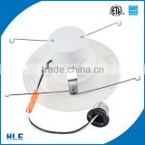 High quality etl cetl approval 4 inch socket adapter E27 promotional led downlight