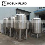 Stainless steel brewery conical fermenter equipment for sale