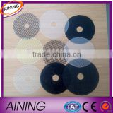Cutting disc material fiberglass grinding cloth cutting disc