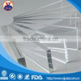 1-50mm thickness PVC Transparent hard sheet for Bathroom Furniture