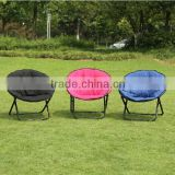 foldable round folding chair