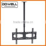 for Most 37-70 Inch Screens 10 Degree Tilt Down Ceiling TV Bracket