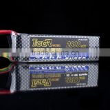 Tiger 18.5V 2800mAh 70C RC Lipo battery