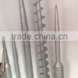 Screw Pole Anchor/ Ground Screw Pole Anchor/ Earth Anchor
