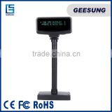 20x2 line vfd customer pole display pos vfd display                                                                         Quality Choice