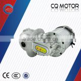 Hot market with transmission system for tricycle
