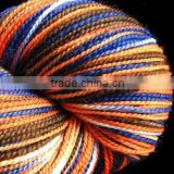 100% Acrylic wool sewing thread Knitting Yarn Fancy Yarn For Crochet