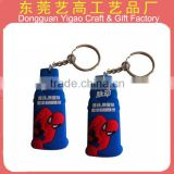 Factory wholesale double sided Soft pvc beer bottle opener