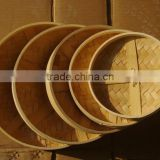 wholesale chinese bamboo steamer basket