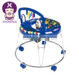 Novelty Funny Mobile Entertainer Pusher Baby Walker With Wheels