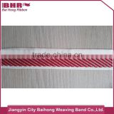 new design cusomized polyester binding tape for mattress trimming